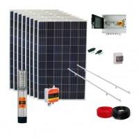 Kits Solares para bombeo de pozos