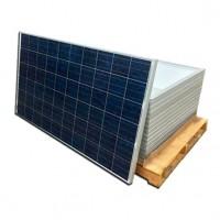Placas Solares en palets