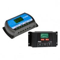 Reguladores de Carga PWM con Display