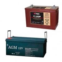 Baterías Solares AGM 12V