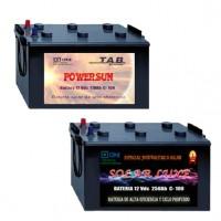 Baterías Solares Acido 12V
