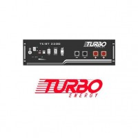 Baterias Solares de Litio Turbo Energy