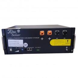 Batería Solar de Litio Kiro...