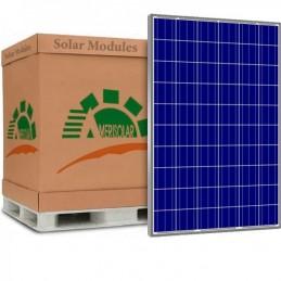 Palet 30 placas fotovoltaicas policristalinas 275WP Amerisolar