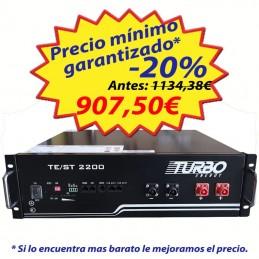 Batería de Litio Turbo Energy 2,23Kw TE/ST 2200 - 24V CC