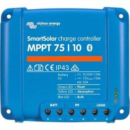 Regulador 75/10 de carga Victron SmartSolar MPPT