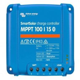 Regulador 100/20 de carga Victron SmartSolar MPPT