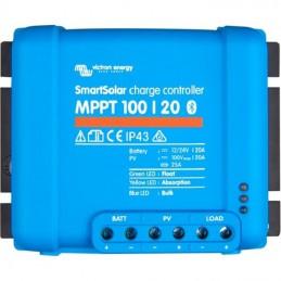 Regulador MPPT 100/20 48V...