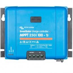 Regulador MPPT 250/100-Tr de carga Victron SmartSolar