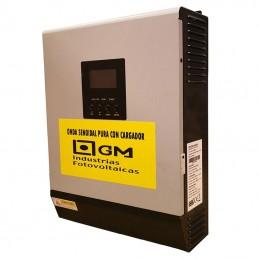 Inversor Voltronic, Axpert Híbrido 4000-80, 48VcC, 80A-MPPT, 60A-AC Con ecualización automática