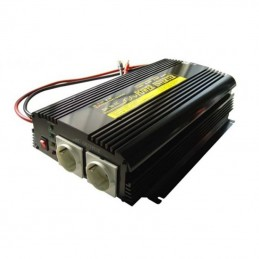 Inversor/cargador Modificada 1700W 24V Mean Well