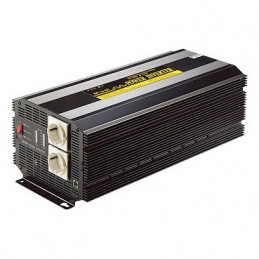 Inversor Mean Well Modificada 4000W-24V