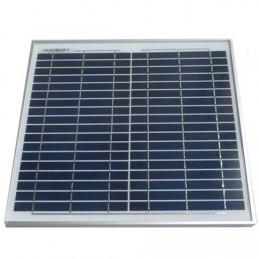 Placa solar policristalina LLGCP 12V/25W