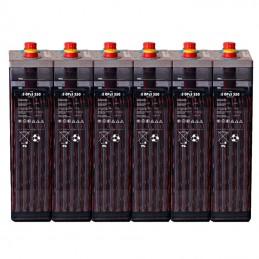 Batería TAB 8 OPZS 800...