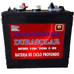 Batería solar DURA SOLAR...
