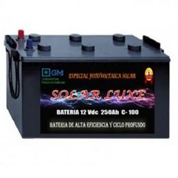 Batería SOLAR LUXE...