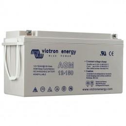 Batería solar Victron AGM Mod. Monoblock VIC130 12V/130Ah C20