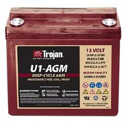 Batería solar AGM Trojan...