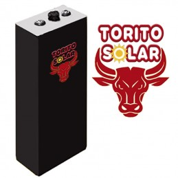 Elemento modelo Torito solar 750Ah/2V C100