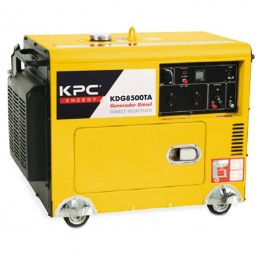 Generador KPC KDG8500TA Diésel